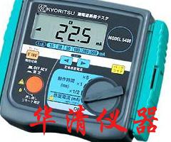 KYORITSU 5408漏电开关测试仪|日本共立5408漏电开关测试仪价格