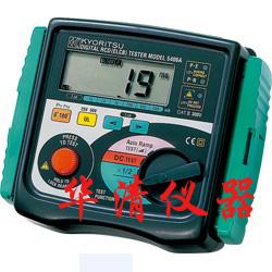 日本共立5406A漏电开关测试仪|数字漏电开关测试仪KYORITSU5406A