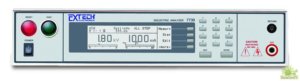 台湾华仪EXTECH7742多功能安规测试仪|深圳华清专业代理台湾华仪7742多功能综合测试仪