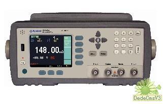 AT516直流电阻测试仪|深圳华清专业代理安柏AT516直流电阻测试仪