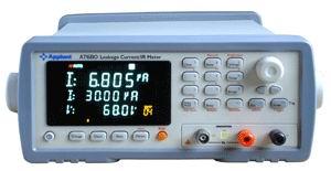 AT680电容漏电流/绝缘电阻表|深圳华清专业代理安柏AT680电容漏电流测试仪
