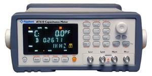 AT610电容测试仪|深圳华清专业代理安柏AT610电容测试仪