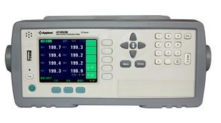 AT4508多路温度测试仪|安柏AT4508温度计|深圳华清仪器总代理
