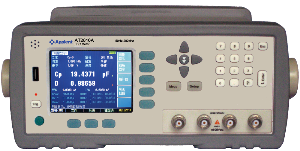 AT2816A精密LCR数字电桥|安柏仪器总代理|深圳华清专业代理安柏AT2816A数字电桥