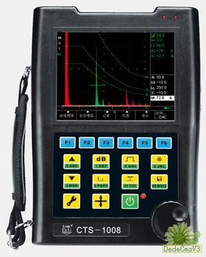CTS-1008|深圳华清特价出租CTS-1008超声波探伤仪