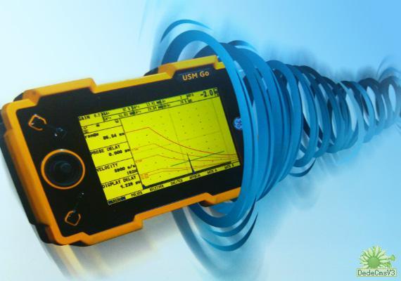 USM GO超声波探伤仪|美国GE/USM GO超声波探伤仪