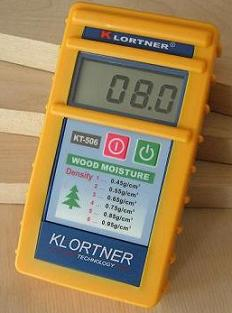 KT-506感应式木材水分仪 深圳华清专业代理KT506木材水分仪
