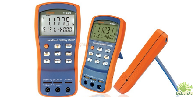 TH2522型手持式电池测试仪